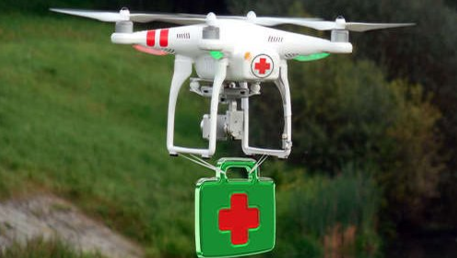 9 brilliant ways drones can help tackle the world's biggest problems
