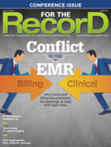 Conflict in the EMR